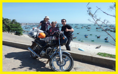 01 Day Motorbike Tour Dalat To Mui Ne